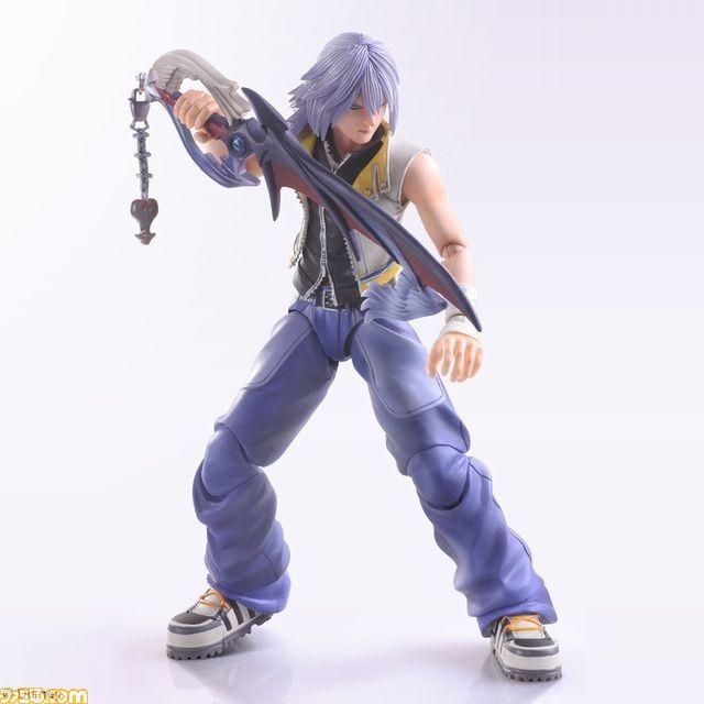 PlayArt de Riku, de Kingdom Hearts.