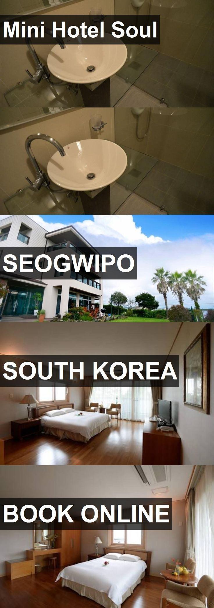 Mini Hotel Soul in Seogwipo, South Korea. For more information, photos, reviews and best prices please follow the link. #SouthKorea #Seogwipo #travel #vacation #hotel