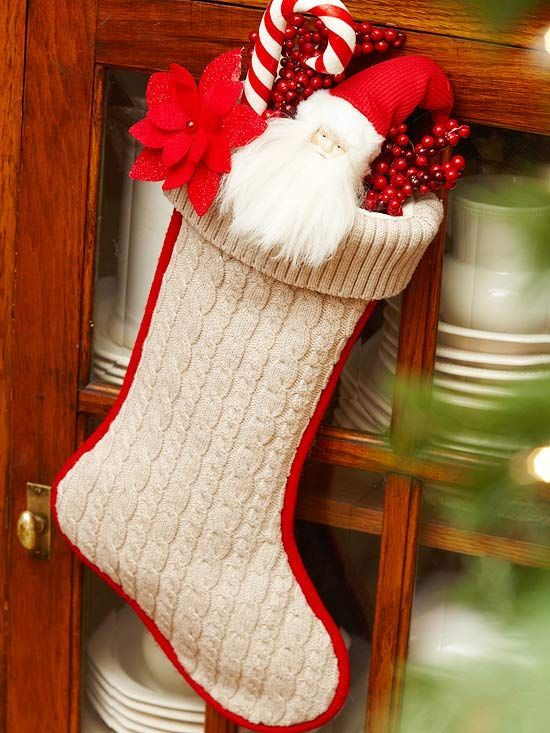 easy handmade christmas stockings - Christmas Stockings