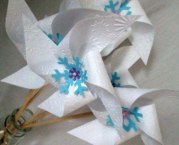Дисней Замороженные сувениры Бумага Вертушка замороженных от PinwheelPretties