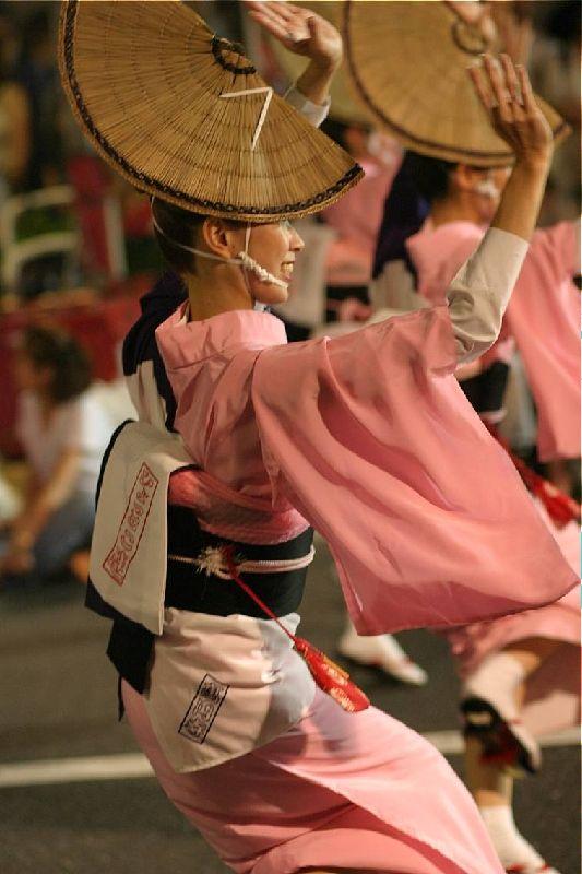 AWA-ODORI Dance もっと見る