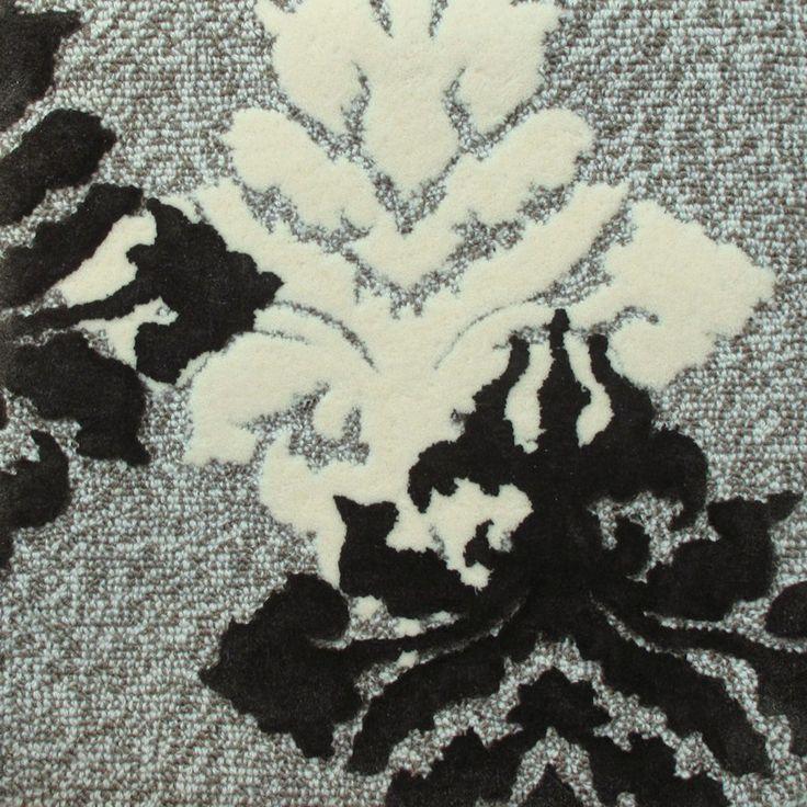 """Dainty Celeste"" Kalogridis International. Custom luxury aircraft carpet."