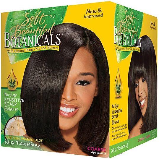Soft & Beautiful Botanicals No-Lye Sensitive Scalp Relaxer Coarse - 1 Application $5.39 Visit www.BarberSalon.com One stop shopping for Professional Barber Supplies, Salon Supplies, Hair & Wigs, Professional Product. GUARANTEE LOW PRICES!!! #barbersupply #barbersupplies #salonsupply #salonsupplies #beautysupply #beautysupplies #barber #salon #hair #wig #deals #sales #Soft&Beautiful #Botanicals #NoLye #Sensitive #Scalp #RelaxerCoarse