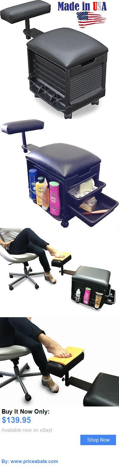Salon And Spa Equipment: Manicure Pedicure Stool Chair Nail Salon 2316 Spa Equip...