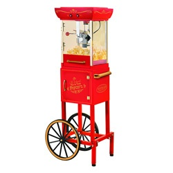 Old Fashioned Popcorn Cart: Vintage Collection, Popcorn Machine, Popcorn Carts, Fashion Movies, Time Popcorn, Electric Vintage, Popcorn Maker, Movies Time, Nostalgia Electric