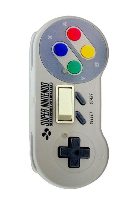 Capa para Interruptor - Controle de Super Nintendo