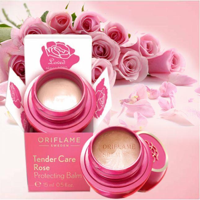30861-Tender Care univerzalni balzam sa aromom ruže hidrira,hrani i štiti kožu i čini je mekom i glatkom.15 ml.