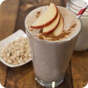 Apple Crunch Smoothie