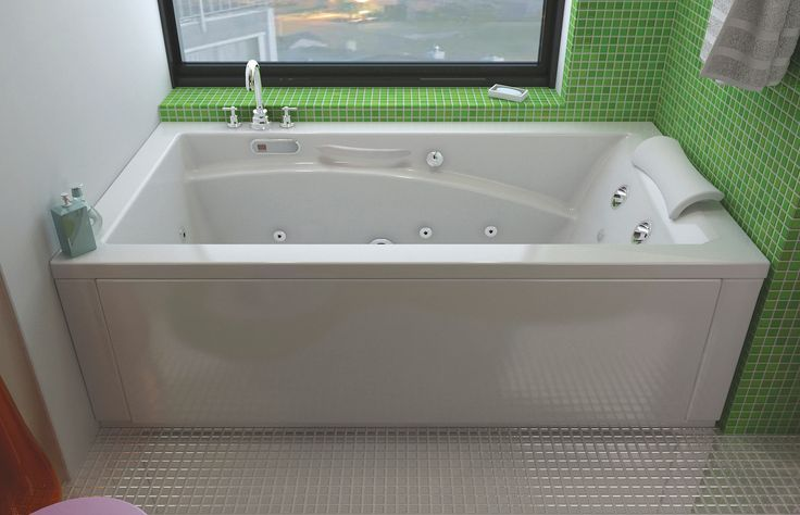 Optik end drain alcove or drop in or undermount or Drop in tub dimensions
