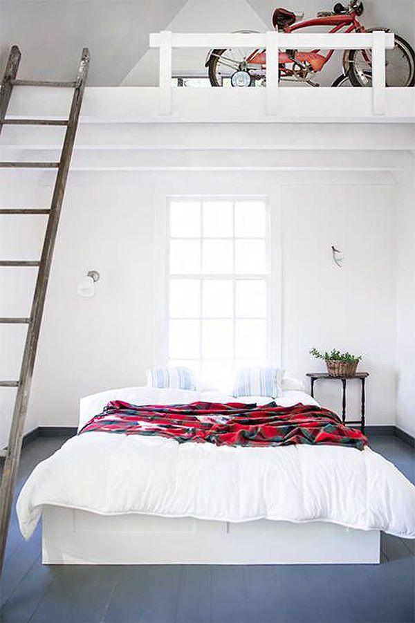 82 besten Dachschräge Bilder auf Pinterest Dachausbau - dachgeschoss ausbauen tolle idee wie sie den platz nutzen konnen