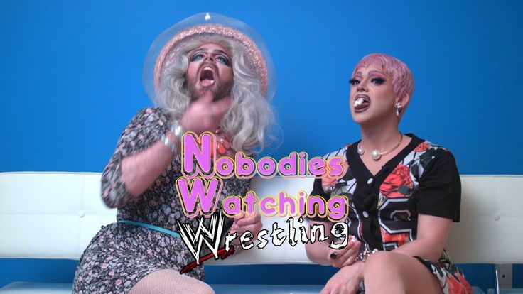Nobodies Watching Wrestling Ep 3: Drag Queens Review WWE Money In The Ba...