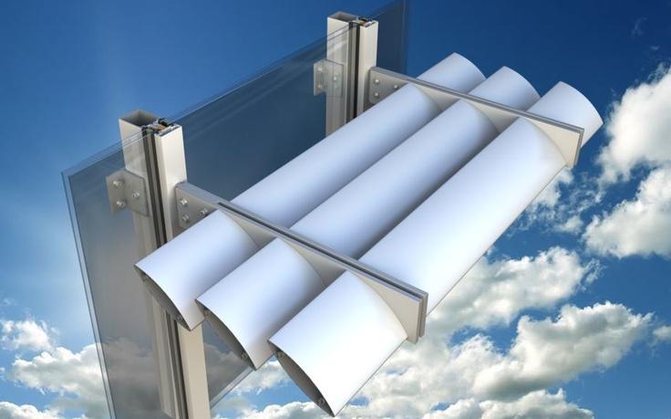 HIGH definition rendering 4000 pixels for Muskita Aluminium Industries