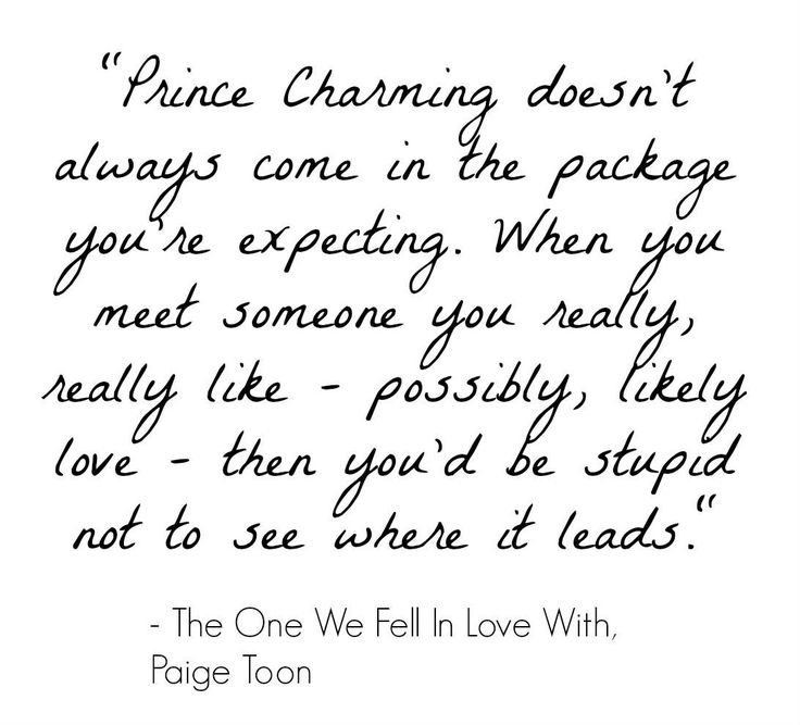 Blog post inspired by: Paige Toon Quote from the book The One We Fell In Love With