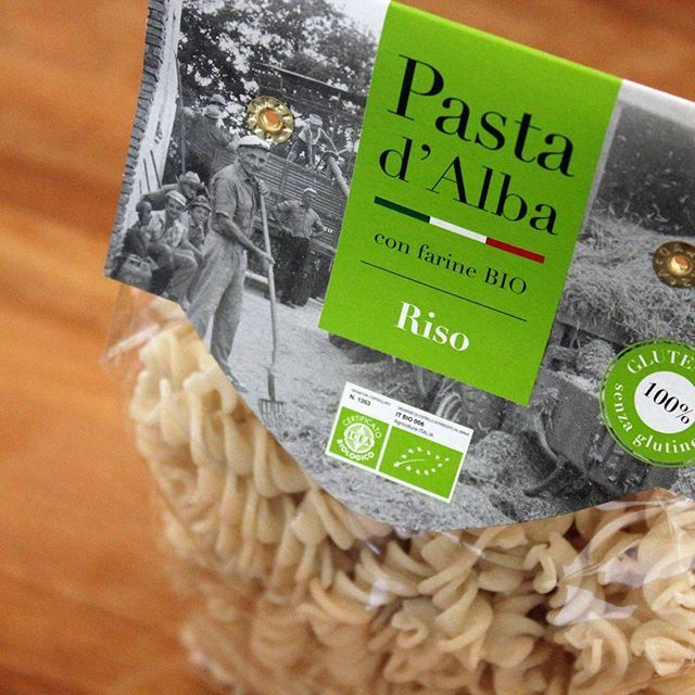 Fusilli di riso integrali biologici e senza glutine  Cosa chiedere di più?…