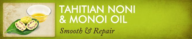Shea Moisture: Tahitian Noni & Monoi