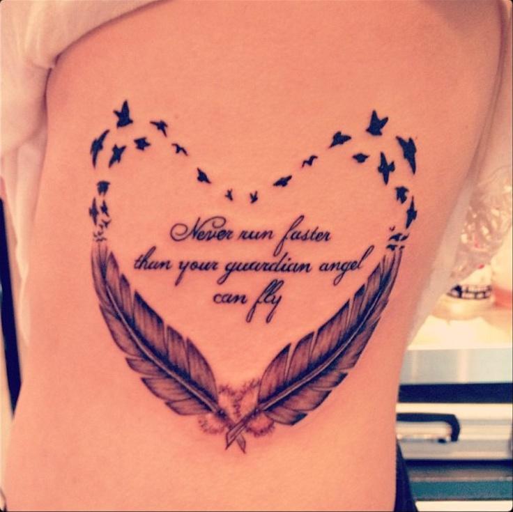 Não corra mais do que seu anjo da guarda pode voar