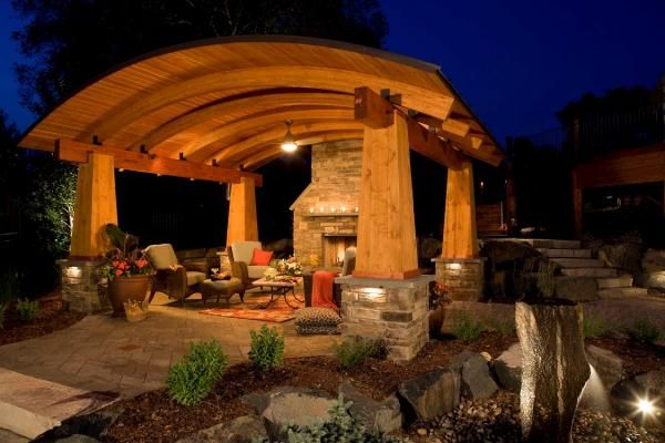 1000 Images About Pergolas And Pavilions On Pinterest