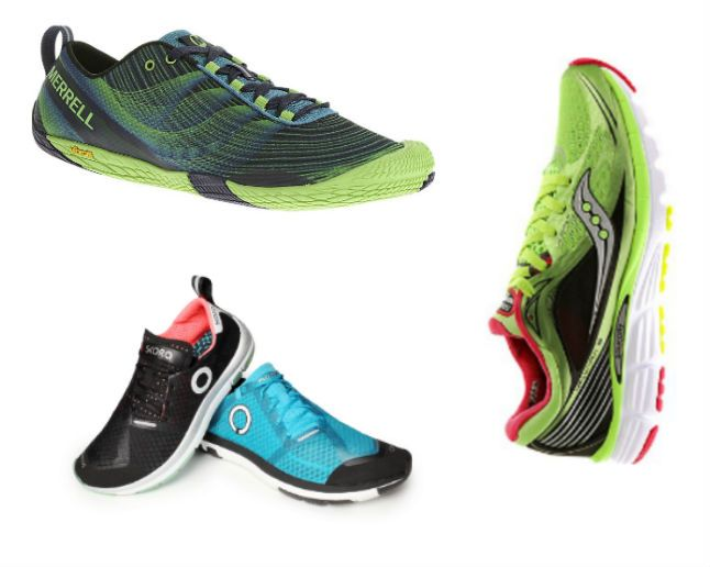 Best Minimal Running Shoes 2015