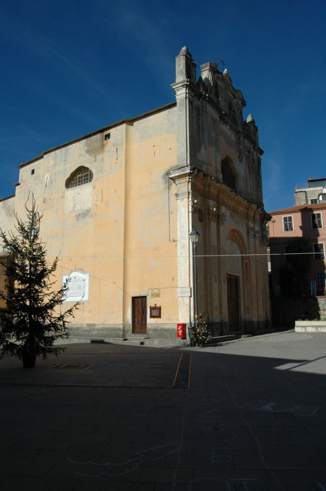 Cipressa (IM)  Oratorio della Santissima Annunziata