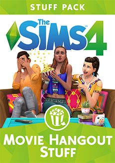 The Sims™ 4 Movie Hangout Stuff - Official Site