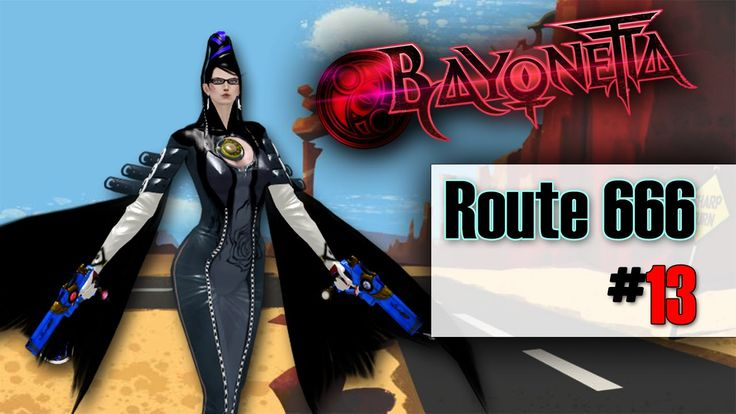Bayonetta Eps#13 Route666|XBOX 360|Old FashionGamer|Gameplay HD