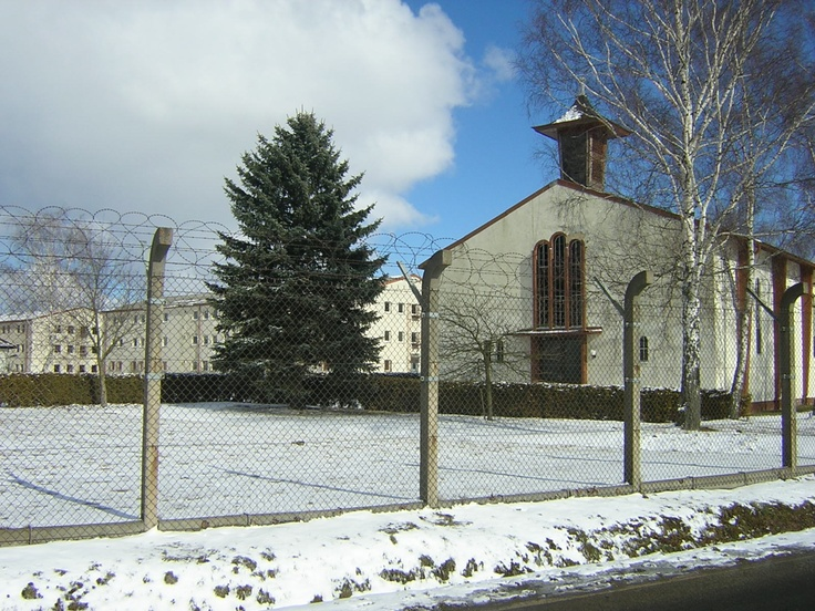 Roman Way Housing Butzbach Germany | The Kirchgoens Ayers Kaserne Chapel