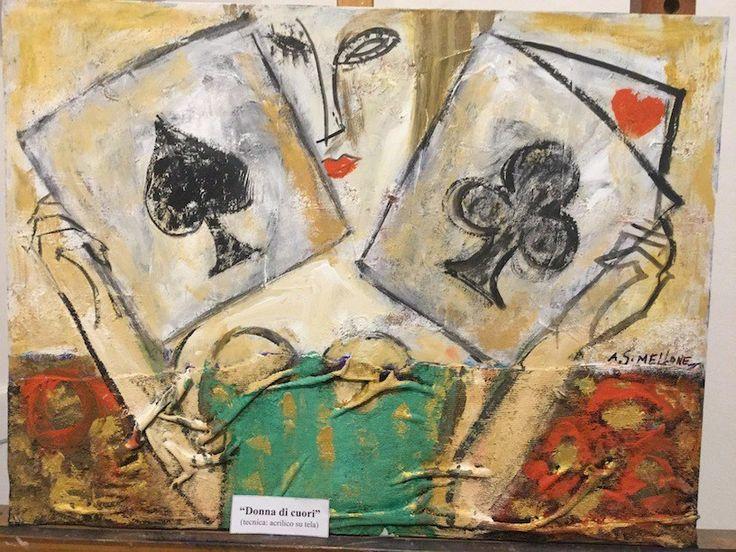 #Arte e #Yacth un binomio ben riuscito quello tra l'artista Antonio Giovanni #Mellone e i Cantieri Navali Sanlorenzo che per il Salone Nautico di #Viareggio dall'11 al 14 maggio propongono nuove opere ospitate all'interno delle imbarcazioni