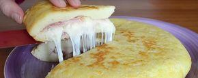 Rychlá chutná a skutečně vynikající večeře, na které si pochutná celá rodina a připravíte ji skutečně jednoduše. Základem je bramborové těsto a chutná náplň, kterou připravíte ze svých oblíbených přísad. Podívejte se, jaké je to jednoduché. potřebujeme : 500 g uvařených brambor 150 g hladké mouky 1 vejce 100 g šunky 100 g tvrdého sýra …