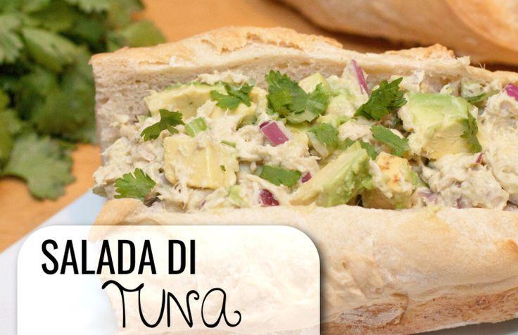 Salada di tuna (tonijnsalade)