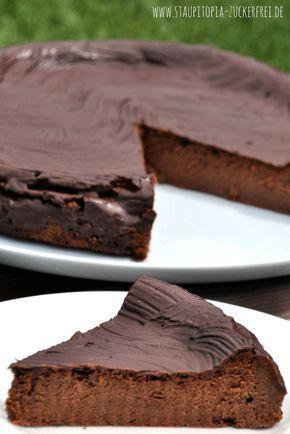 Death By Chocolate Der Low Carb Schokoladen Kasekuchen Rezept
