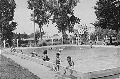 polio and swimming pools historical conections microbiology pinterest library of congress