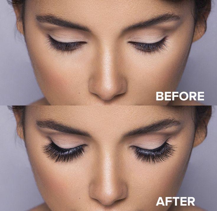 how to put on mink eyelashes