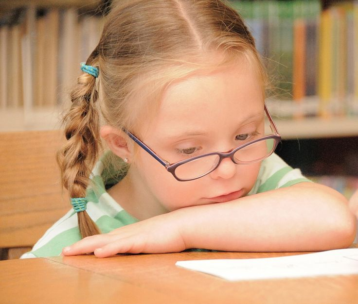 Teaching Reading to Children with Down syndrome.
