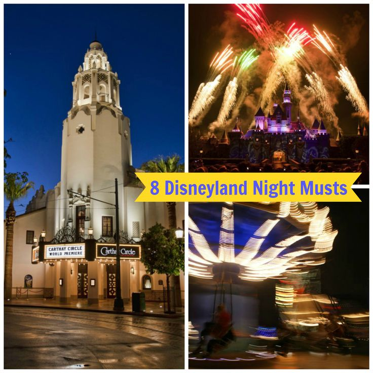 Disneyland: 8 Things You MUST do After the Sun Goes Down