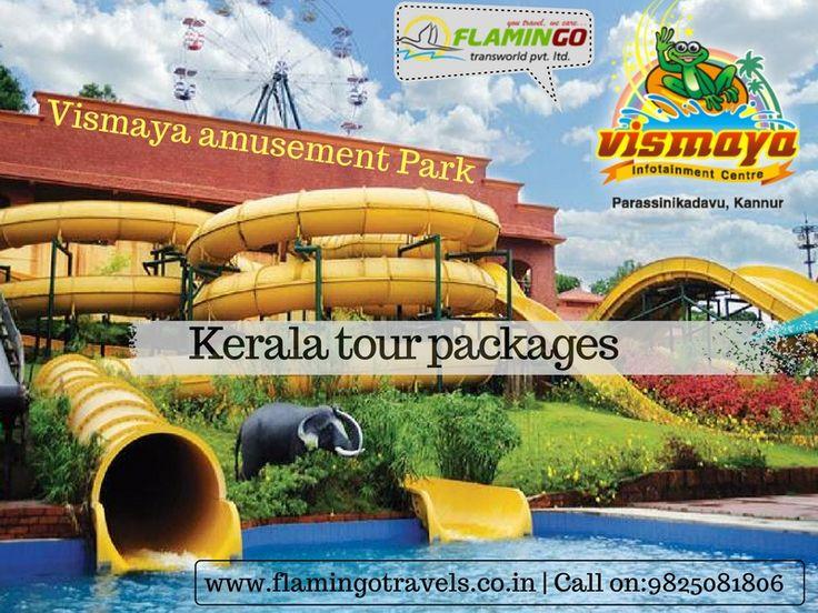 Enjoy at Vismaya amusement Park With #KeralaTourPackages