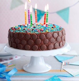 Moist Chocolate Cake With Chocolate Fudge Icing - Recipes - Junior