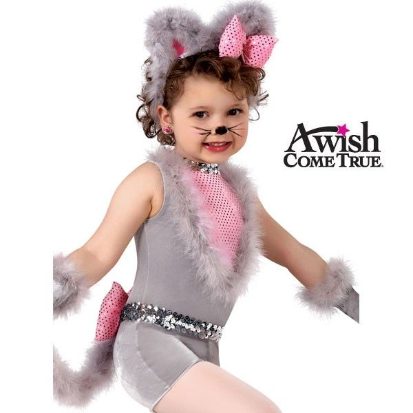 Image detail for -Merry Mouse Child Character Dance Costume - Detail