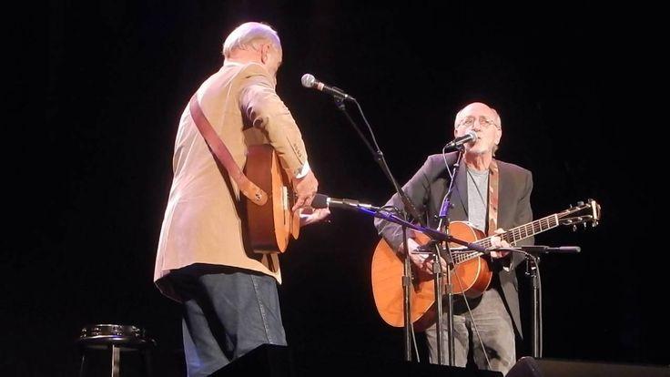 It's Magic - Peter Yarrow & Noel Paul Stookey @ Tarrytown Music Hall 9-3...