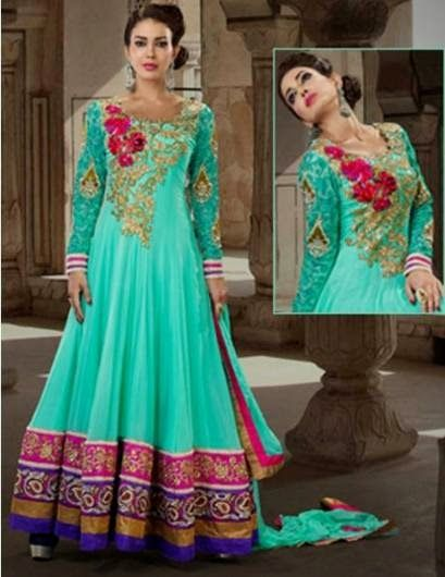 Formal Wear Frocks Collection For Teen Girls By Bharat Plaza From 2014