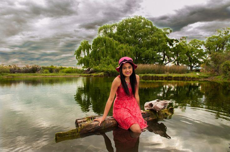 Fotografo en Argentina Sesion de fotos en San Rafael 15 años 1 Sesion fotografica en exteriores de Ayma para sus 15 años