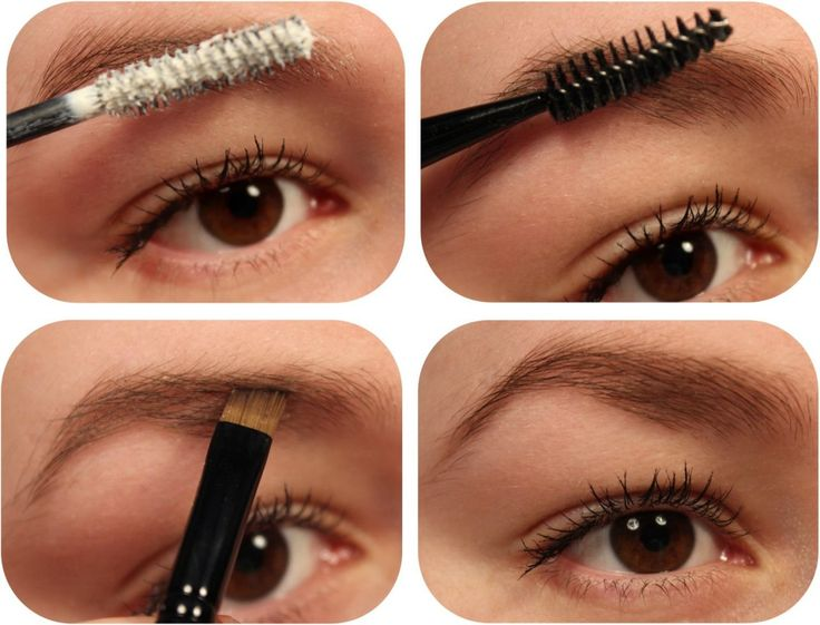 how to get fuller eyebrows naturally