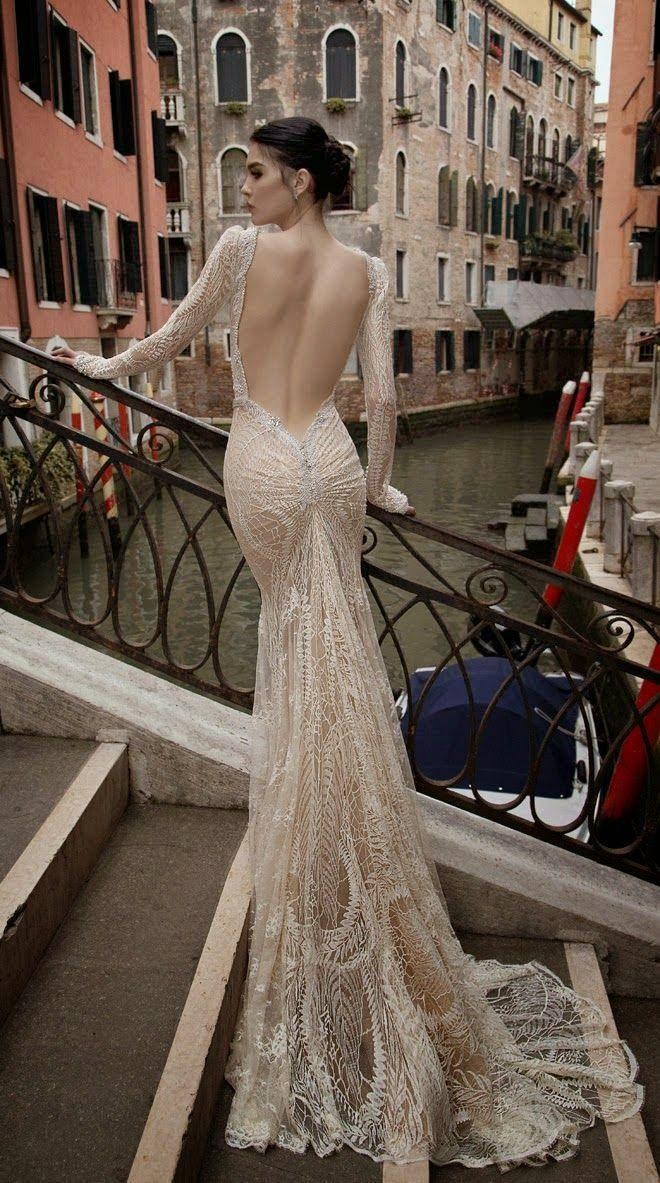 High Fashion | Bridal Style | Wedding Ideas: Inbal Dror 2015 Bridal Collection