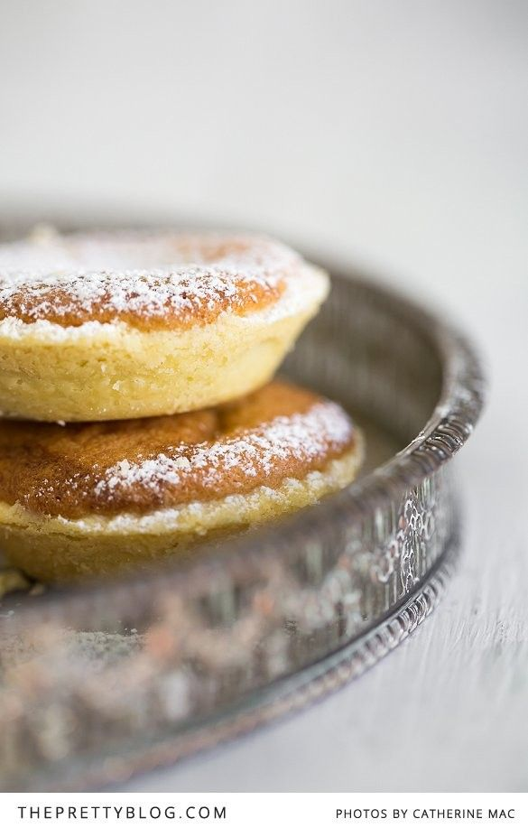 Christmas mince pies with Frangipane Topping | Photography: Catherine Mac | Recipe: Luisa Farelo