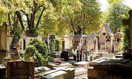 Une visite guidée pour le cimetière Montmartre pour 2 ou 4 dès 10 € chez Amis et Passionnés du Père Lachaise 20e