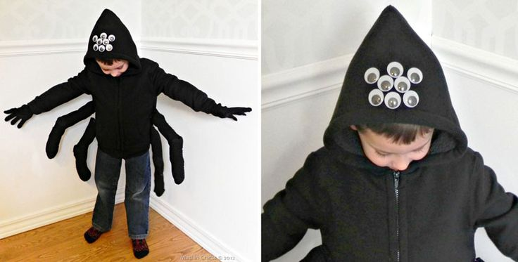 These creative ideas for kids' costumes will inspire you to DIY it this year. We found 75 crafty costumes for every skill level.