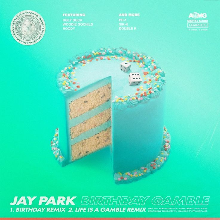 Jay Park – Birthday Gamble (2017.12.11)