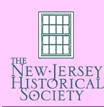 The New Jersey Historical Society (some online databases!)