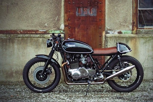 Kawasaki Z 750 by HB Custom in #GuloBikes https://www.facebook.com/gulobikes