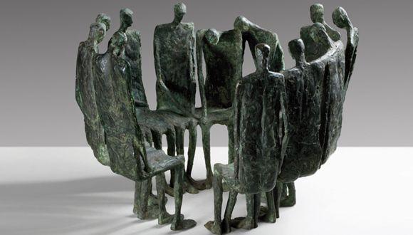 Mario Irarrázabal, 1940 ~ Figurative sculptor | Tutt'Art@ | Pittura * Scultura * Poesia * Musica |