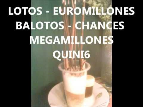SAN CONO, ORACIÓN PARA GANAR LOTERIAS, QUINI 6, CHANCE, LOTOS, BALOTO, B...